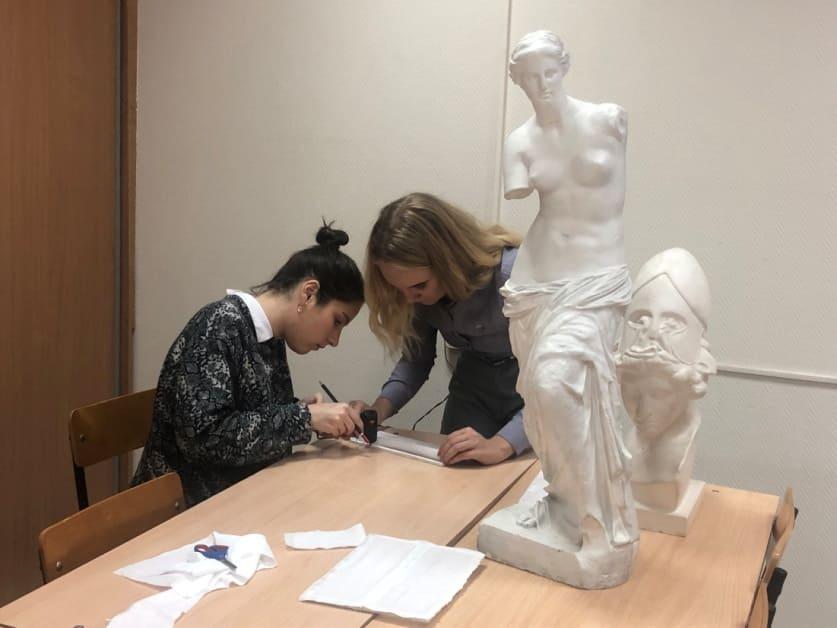 Скульптурное моделирование